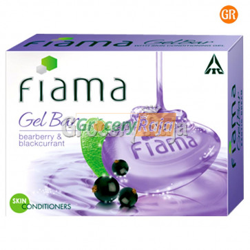 Fiama Di Wills Gel Bar - Bearberry Blackcurrant Exotic Dream 125 gms