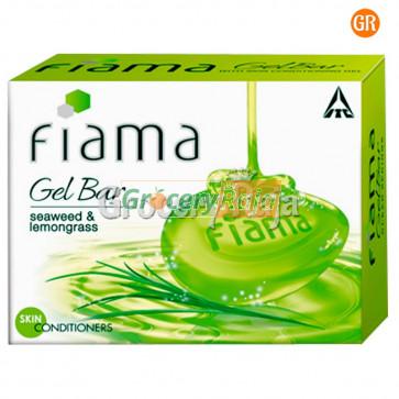 Fiama Di Wills Gel Bar - Clear Springs with Seaweed & Lemongrass 125 gms
