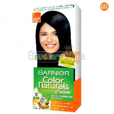 Garnier Colour Naturals Creme - Natural Black 70 ml