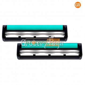 Gillette Vector Cartridges 2 pc