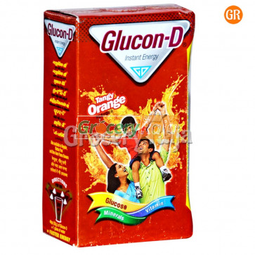 Glucon D Tangy Orange Flavour 100 gms