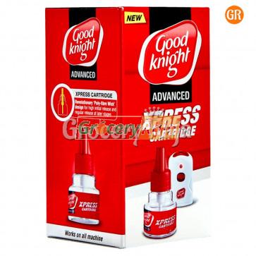 Good Knight Advance Xpress Cartridge 35 ml Carton