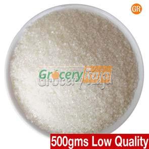 Sakkarai - 2nd GRADE (சர்க்கரை) 500 gms