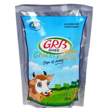 GRB Ghee 200 ml Pouch