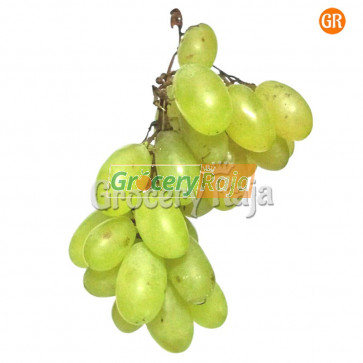 Green Grapes Seedless (பச்சை திராட்சைப்பழம்) 1 Kg