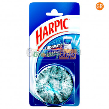 Harpic Flushmatic Aquamarine Blue 50 gms