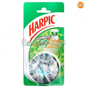Harpic Flushmatic Twin Pine 100 gms