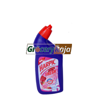 Harpic Fresh Floral Toilet Cleaner 500 ml