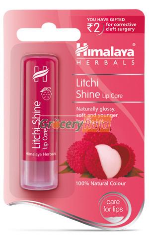 Himalaya Litchi Shine Lip Care Lip Balm 4.5 gms