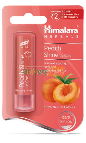 Himalaya Peach Shine Lip Care Lip Balm 4.5 gms