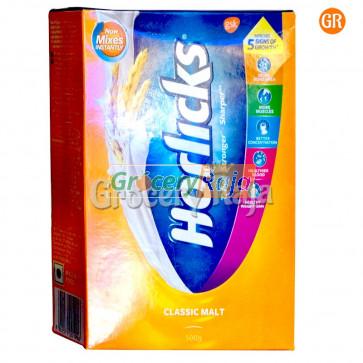 Horlicks Classic Malt 500 gms Refill Pack
