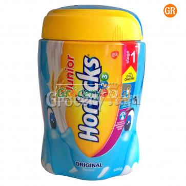 Horlicks Junior Original 123 Stage 1 Jar 500 gms