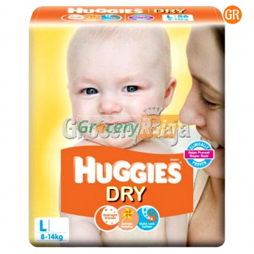 Huggies Dry Pants - Large (8-14 kg) 16 Diapers