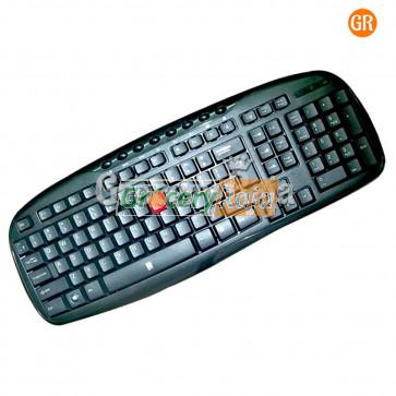 iBall Wireless Keyboard Achiever Duo x9 [105 CARDS]