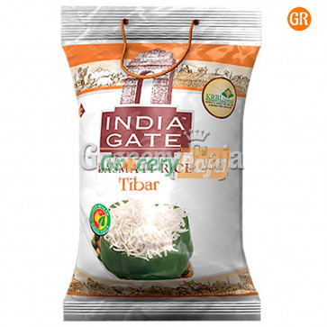 India Gate Basmati Rice - Tibar 1 Kg
