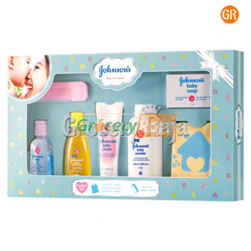 J & J Baby Care Gift Box 1 pc