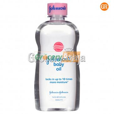 J & J Baby Oil 500 ml