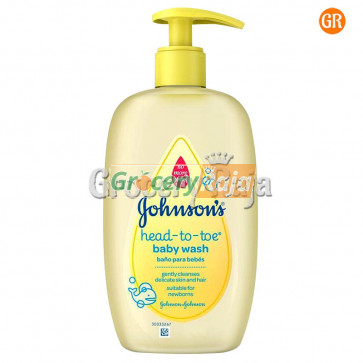 J & J Baby Top-to-Toe Wash 500 ml