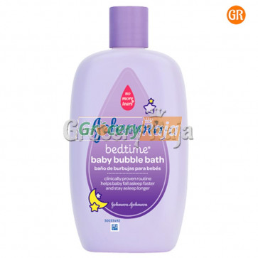 J & J Baby Bedtime Bath Sleep Better 200 ml