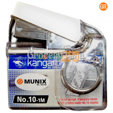 Kangaro Mini Stapler with Pin - Combo Pack [5 CARDS]