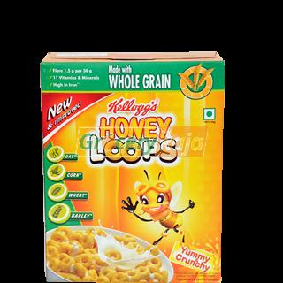Kelloggs Honey Loops 125 gms