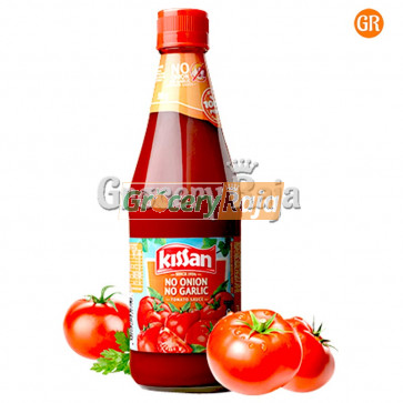 Kissan No Onion No Garlic Sauce 500 gms