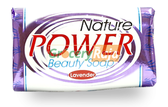 Nature Power Lavender Soap 125 gms