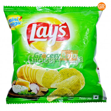 Lays American Style Cream & Onion Flavour Rs. 5 Pack