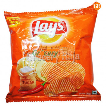 Lays West Indian Hot & Sweet Chilli Rs. 5 Pack