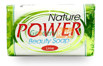 Nature Power Lime Soap 125 gms