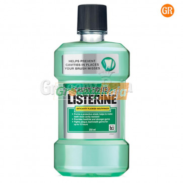 Listerine Cavity Fighter Mouth Wash 500 ml