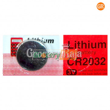 Lithium CMOS Coin Cell Battery 1 pc [3 CARDS]