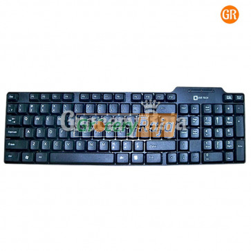 LiveTech KB01 USB Keyboard 1 pc [18 CARDS]