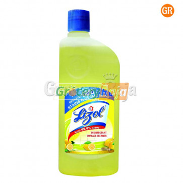 Lizol Disinfectant Floor Cleaner - Citrus 2 Ltr