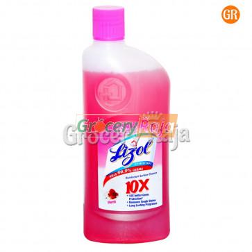 Lizol Disinfectant Floor Cleaner - Floral 2 Ltr