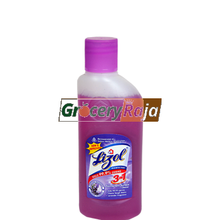 Lizol Lavender 3 In 1 Surface Cleaner 200 ml