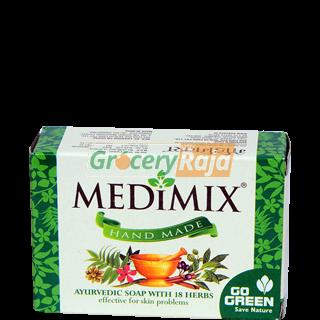 Medimix Hand Made Ayurvedic Soap 125 gms