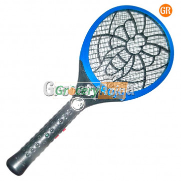 Mosquito Bat With Torch 1 pc [22 CARDS]