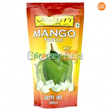 Mothers Recipe Mango Pickle Pouch 500 gms