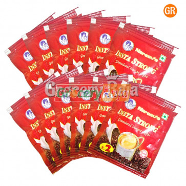 Narasu's Strong Granulated Rich Instant Coffee Rs. 2 (Pack of 12)