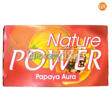 Nature Power Papaya Aura Soap 125 gms