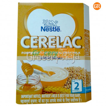Nestle Cerelac with Milk Wheat Honey Stage 2
