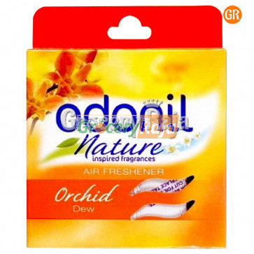 Odonil Nature Orchid Dew Air Freshener 50 gms