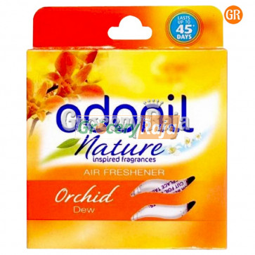 Odonil Nature Orchid Dew Air Freshener 75 gms