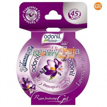 Odonil Nature Room Freshening Gel Musk Lavender 75 gms