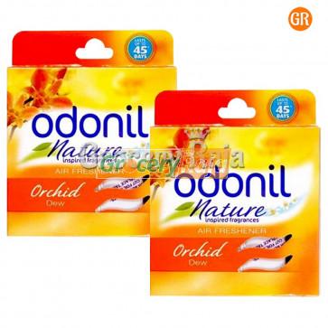 Odonil Orchid Dew Air Freshener Combi Pack 2 X 75 gms