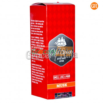 Old spice After Shave Lotion - Musk 50 ml