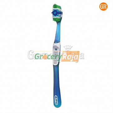 Oral B All Rounder 5 Way Clean Medium Tooth Brush 1 pc