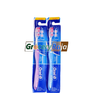 Oral B All Rounder Delicate White Soft Toothbrush 1 pc