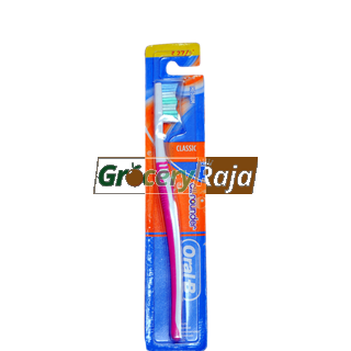 Oral B Classic All Rounder Toothbrush 1 pc